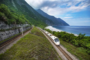 Taroko National Park,Puyuma Expressの写真素材 [FYI02350945]