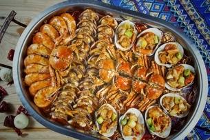 seafoodの写真素材 [FYI02351020]