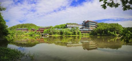 Guangyuan Folk Culture Park,Guangyuan, Chinaの写真素材 [FYI02351025]