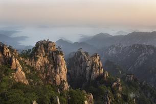 Huangshan, Anhui, Chinaの写真素材 [FYI02351117]