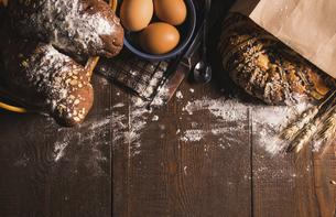 breadの写真素材 [FYI02351195]