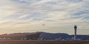 Kunming Changshui Airport,Yunnan,Chinaの写真素材 [FYI02351325]