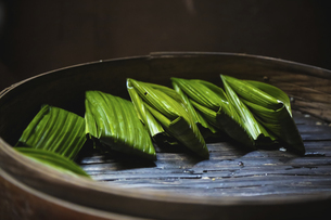 Leshan gourmet snacks,Sichuan, Chinaの写真素材 [FYI02351378]