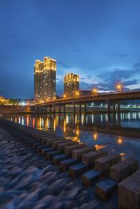 Nightscape,Chinaの写真素材 [FYI02351397]