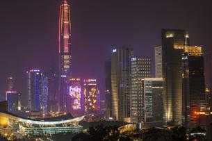 Design Capital, Shenzhen,Guangdong,Chinaの写真素材 [FYI02351485]