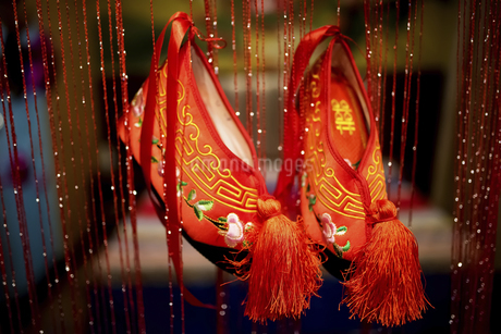 Happy red,Chinaの写真素材 [FYI02351521]