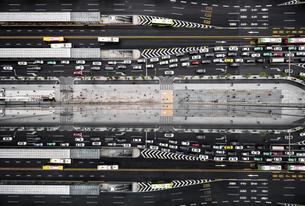 City racing District,Guangzhou,Chinaの写真素材 [FYI02351536]