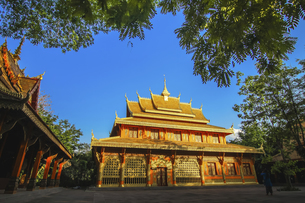Mann Garden,Banna, Yunnan, Chinaの写真素材 [FYI02351612]