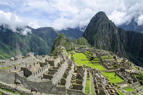 Macchu Picchu,Peru,Cuscoの写真素材 [FYI02351675]