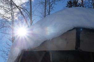 hut,Alaska,Americanの写真素材 [FYI02351683]