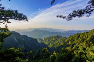 Baiyun Mountain Scenery,Chinaの写真素材 [FYI02351760]