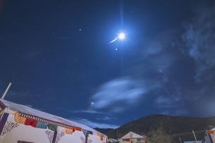 Starry Night in Omutangの写真素材 [FYI02351891]
