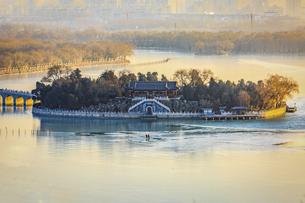 Fragrant Hills Park,Beijing, Chinaの写真素材 [FYI02351956]