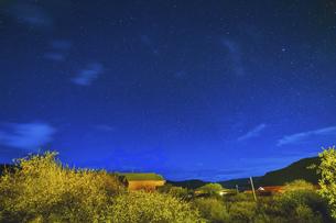 Starry Night in Omutangの写真素材 [FYI02352103]