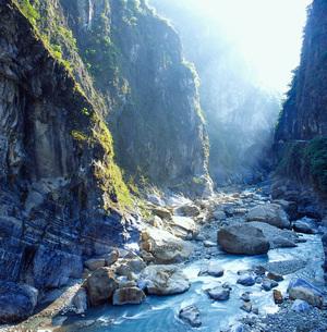 Taroko National Parkの写真素材 [FYI02352294]