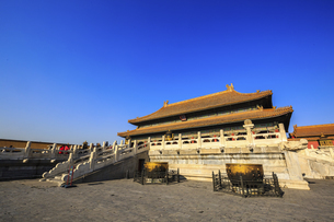 The Palace Museum,Beijing, Chinaの写真素材 [FYI02352401]