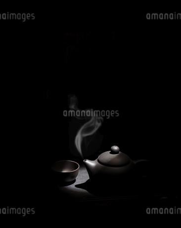 Tea ceremony,Chinaの写真素材 [FYI02352483]