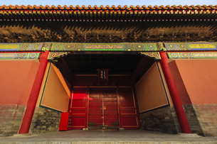 The Palace Museum,Beijing, Chinaの写真素材 [FYI02352668]