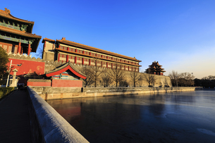 The Palace Museum,Beijing, Chinaの写真素材 [FYI02352710]