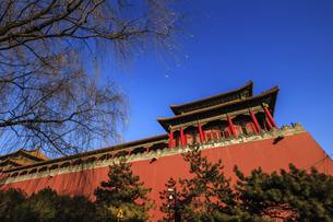 The Palace Museum,Beijing, Chinaの写真素材 [FYI02352711]