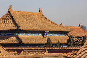 The Palace Museum,Beijing, Chinaの写真素材 [FYI02352727]