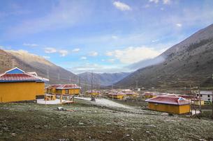 The holy place of Mu ya,Chinaの写真素材 [FYI02352732]