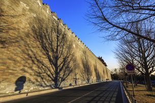 The Palace Museum,Beijing, Chinaの写真素材 [FYI02352740]