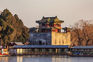 Summer Palace,Beijing, Chinaの写真素材 [FYI02352929]