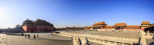 The Palace Museum,Beijing, Chinaの写真素材 [FYI02353050]