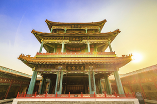 The Palace Museum,Beijing, Chinaの写真素材 [FYI02353087]