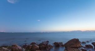 Dian Lake, Kunming, Yunnan, Chinaの写真素材 [FYI02353215]