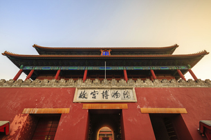 The Palace Museum,Beijing, Chinaの写真素材 [FYI02353276]
