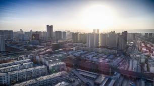 Taiyuan,Shanxi,Chinaの写真素材 [FYI02353338]