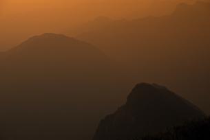 Wang Wu Shan,Jiyuan, Henan, Chinaの写真素材 [FYI02353440]
