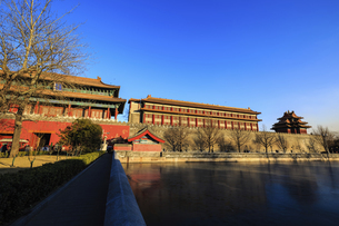 The Palace Museum,Beijing, Chinaの写真素材 [FYI02353448]