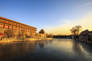 The Palace Museum,Beijing, Chinaの写真素材 [FYI02353473]