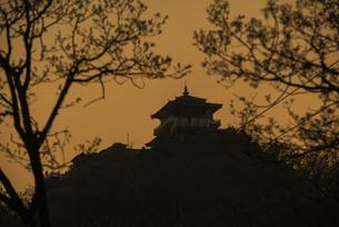 Wang Wu Shan,Jiyuan, Henan, Chinaの写真素材 [FYI02353629]