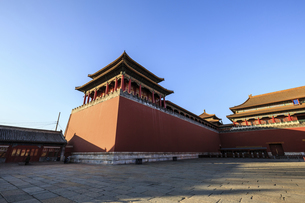 The Palace Museum,Beijing, Chinaの写真素材 [FYI02353673]