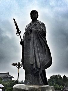 Xuanzang of Dacien Temple,Xiの写真素材 [FYI02353695]
