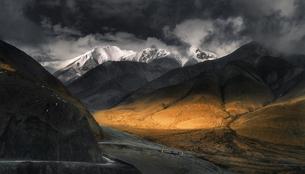 wilderness,Chinaの写真素材 [FYI02353808]