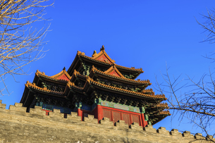 The Palace Museum,Beijing, Chinaの写真素材 [FYI02353897]