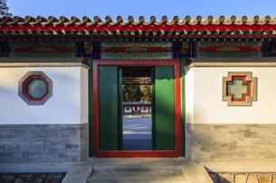 Fragrant Hills Park,Beijing, Chinaの写真素材 [FYI02353923]