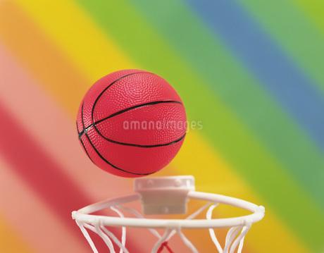 バスケットの写真素材 [FYI02354000]
