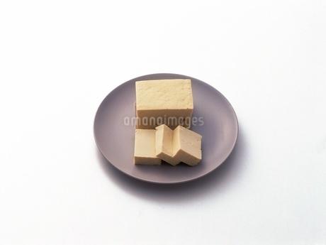 木綿豆腐の写真素材 [FYI02354059]