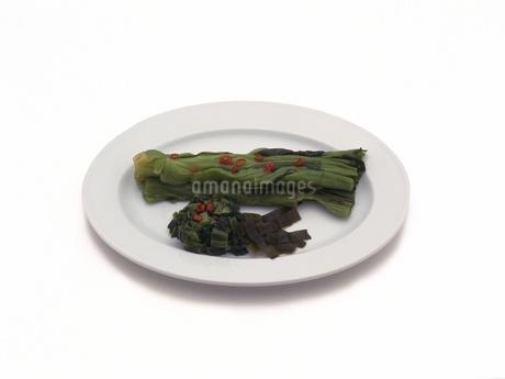 高菜漬けの写真素材 [FYI02354098]
