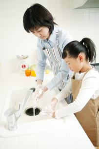 手洗いの写真素材 [FYI02354468]