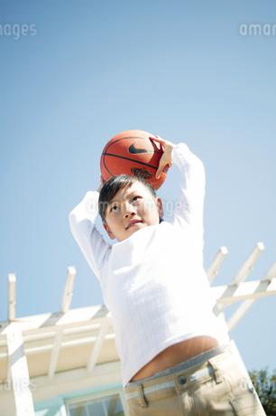 バスケットボールの写真素材 [FYI02354606]