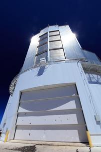 マウナケア スバル天文台の写真素材 [FYI02355231]