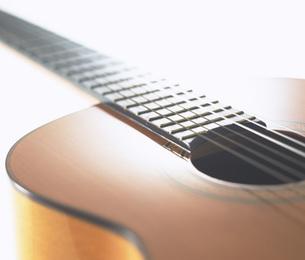 ギターの写真素材 [FYI02356124]