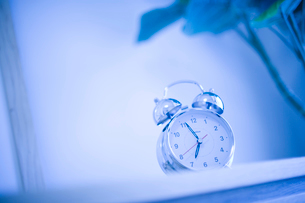 目覚まし時計の写真素材 [FYI02356210]